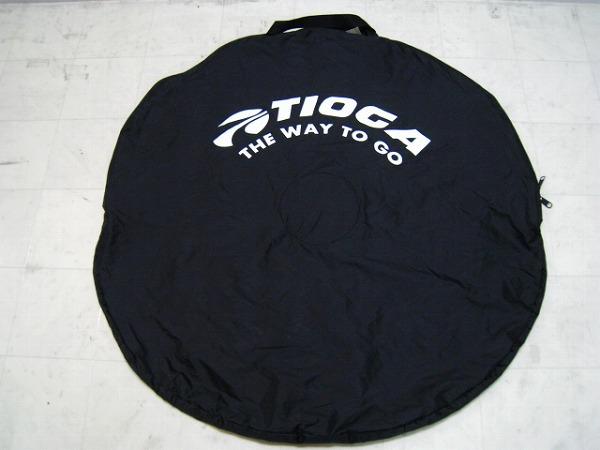 ホイールバッグ 700c対応 1本用 ブラック