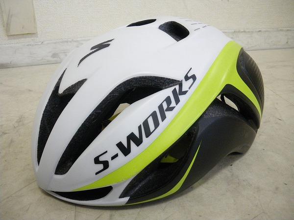 EVADE ヘルメット ホワイト/イエロー/ブラック 58-64cm 2014年モデル