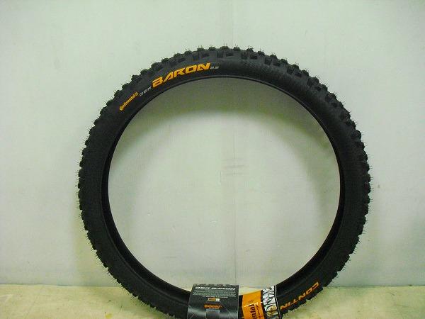 ブロックタイヤ Der BARON 26×2.50