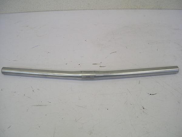 フラットバーハンドル 鉄 520mm φ25.4mm
