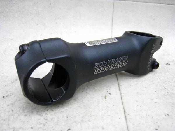 アヘッドステム SELECT 105/31.8/28.6mm ブラック