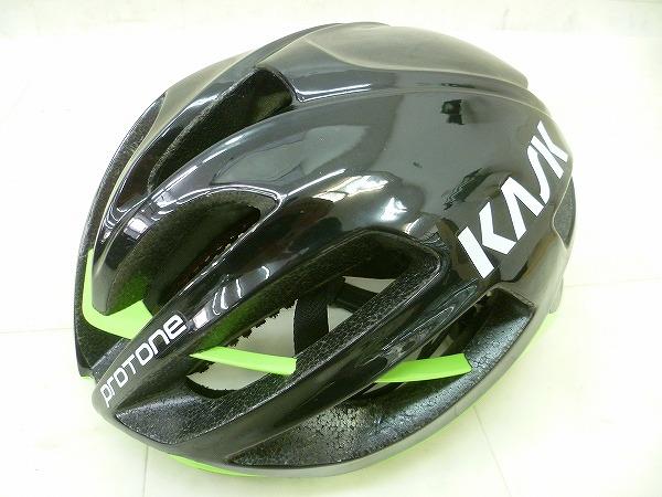ヘルメット Protone 2.0 52-58cm ブラック