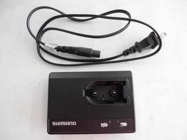Di2外装バッテリー充電器 SM-BCR1 Di2用