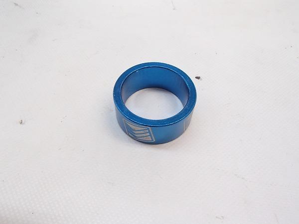 コラムスペーサー 15mm OS ブルー