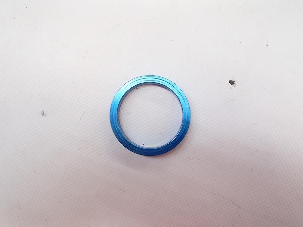 コラムスペーサー 5mm OS ブルー