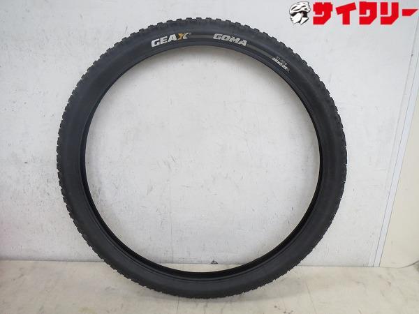 クリンチャータイヤ GOMA 26x2.25(57-559) ブラック