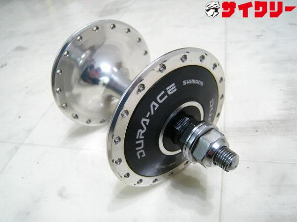 フロントトラックハブ HB-7600 DURA-ACE NJS 36H