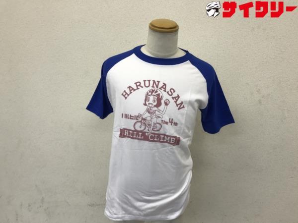 Tシャツ 榛名山ヒルクライム Mサイズ