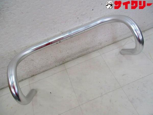 ドロップハンドル B105 380/25.4mm シルバー