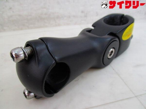 可変アヘッドステム 25.4/105/28.6mm ブラック