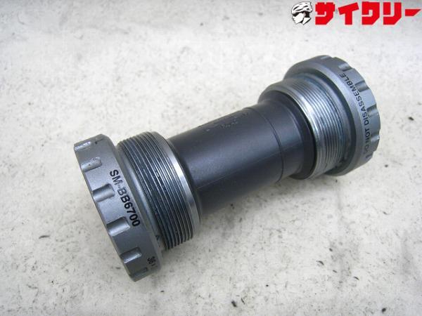 ボトムブラケット SM-BB6700 ULTEGRA ITA/70mm