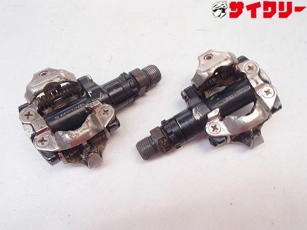 ビンディングペダル PD-M520 SPD