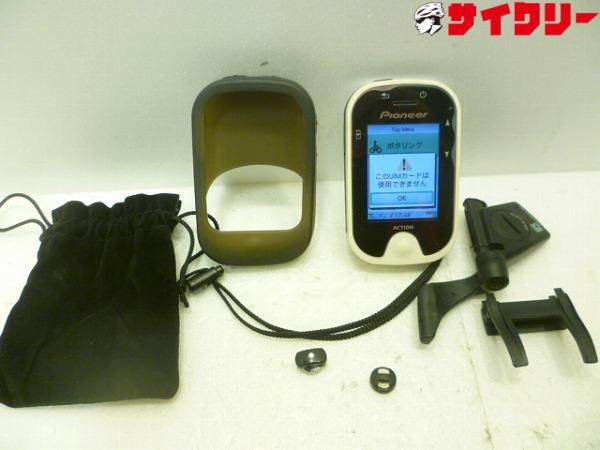 ナビ付きコンピューター SGX-CN710W ポタナビ