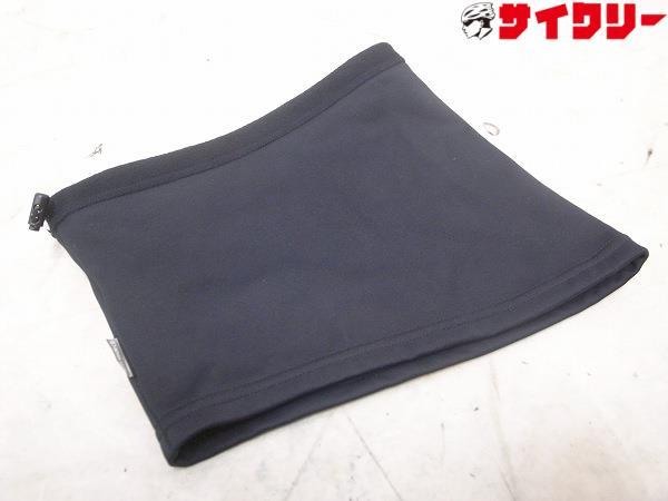 ネックウォーマー フリーサイズ ブラック