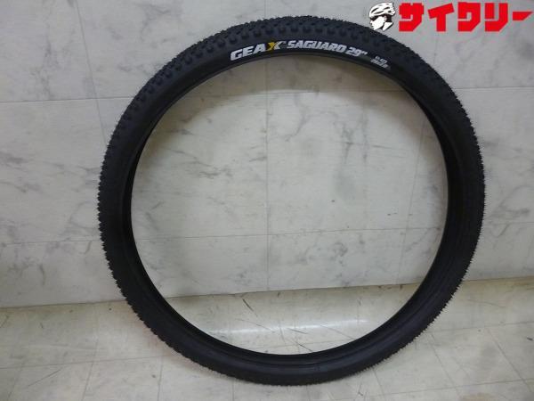 クリンチャータイヤ SAGUARO 29×2.0