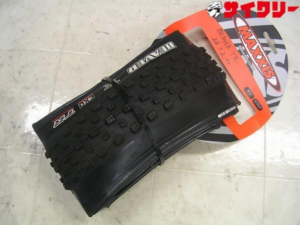 タイヤ BEAVER 26×2.00 TUBLESS READY