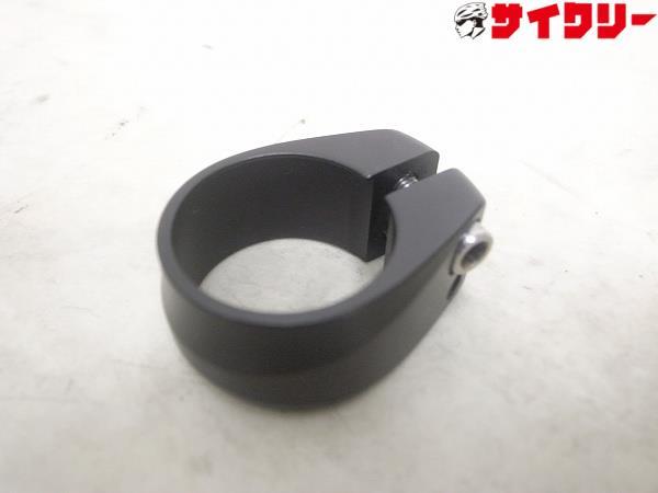 シートクランプ 31.8mm ブラック