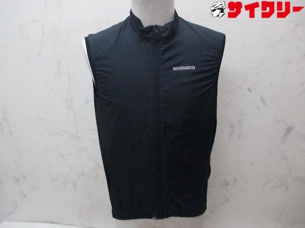 ノースリーブジャケット サイズ:ASIA XL