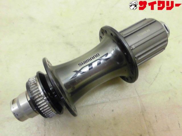 リアハブ XTR FH-M9010 142mm/32H/12mmアクスル