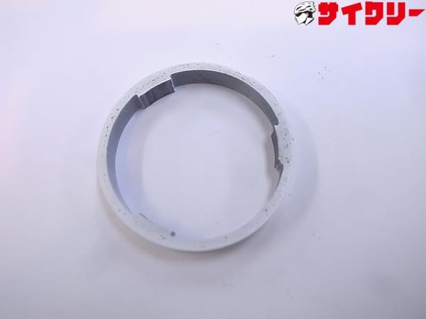 コラムスペーサー 5mm OS(28.6mm) ホワイト