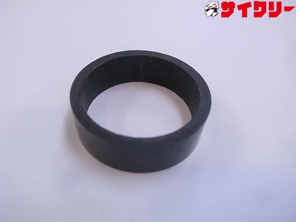 カーボンコラムスペーサー 10mm OS(28.6mm)