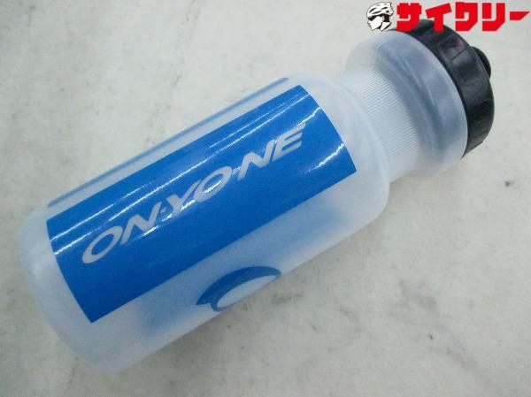 ボトル 600ml クリア/ブルー