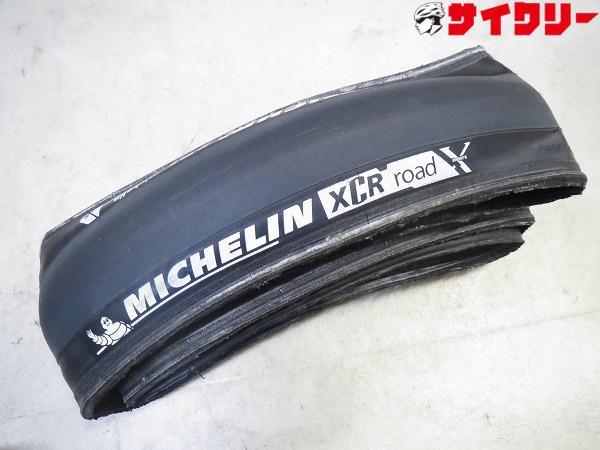 クリンチャータイヤ XCR ROAD 26x1.40 ブラック