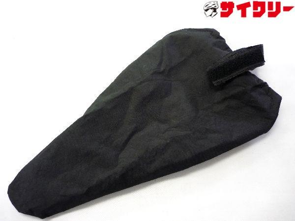 サドルカバー ブラック
