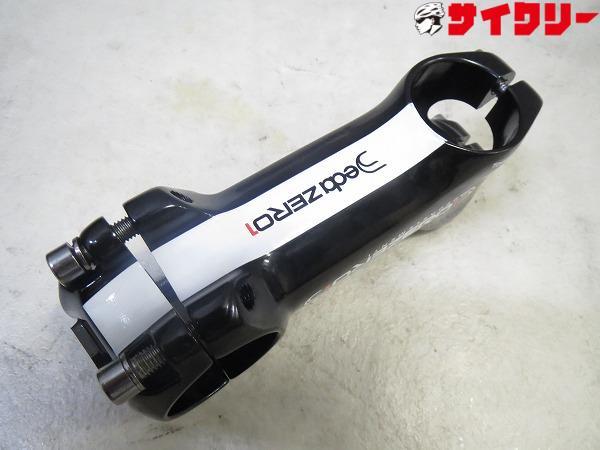 アヘッドステム ZERO1 80/31.7/28.6mm ブラック