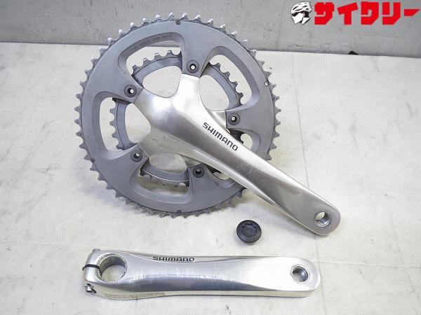 クランクセット FC-R600 50/34T 170/110mm シルバー