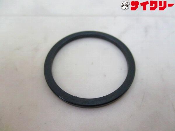 アルミコラムスペーサー 約2.1mm/OS ブラック