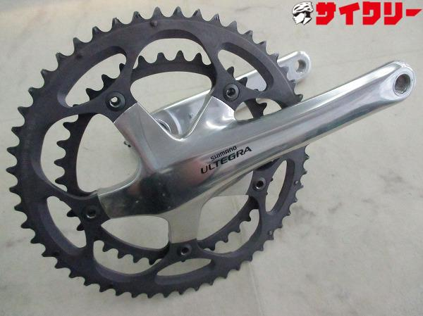 クランクセット FC-6600 ULTEGRA 39/52T 172.5mm