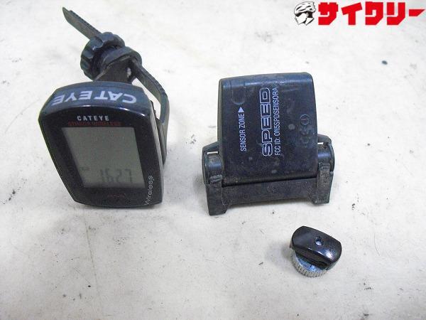 サイクルコンピューター CC-RD300W