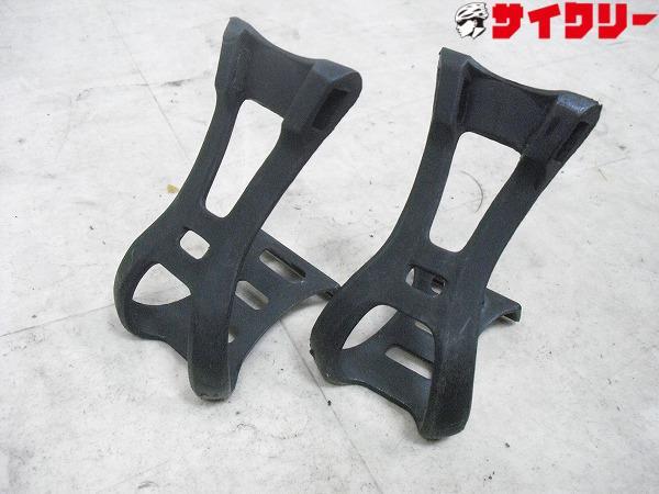樹脂製トゥクリップ ブラック