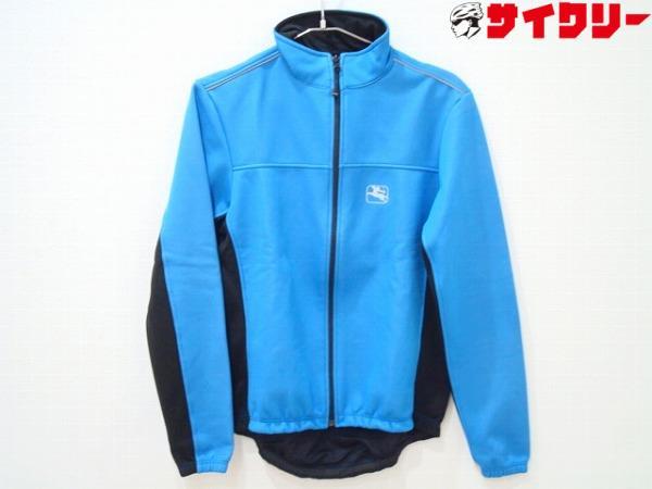 サイクルジャケット ブルー サイズ不明