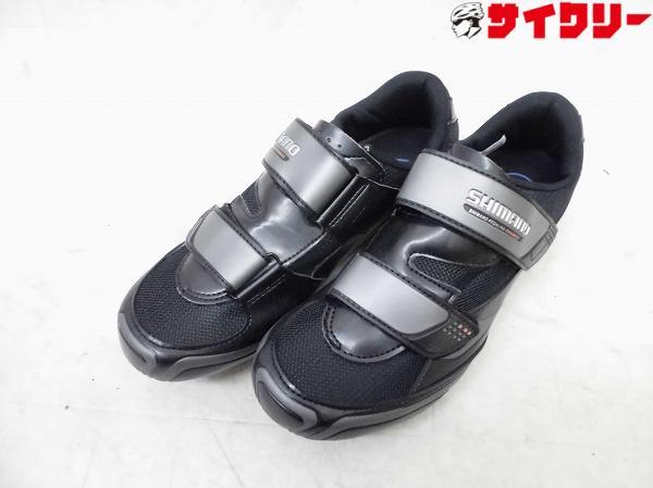 ビンディングシューズ SH-R064 サイズ:25.8㎝ ブラック
