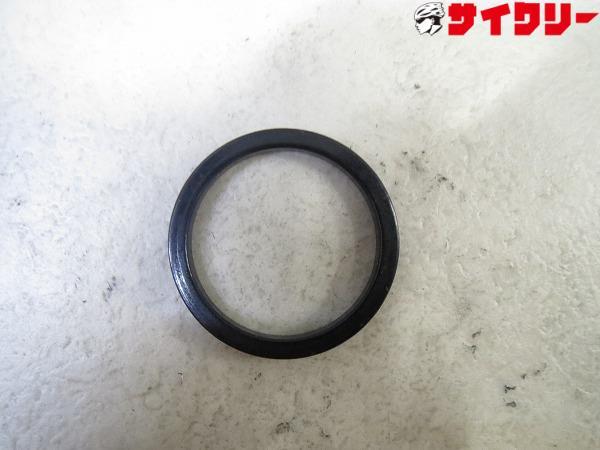 コラムスペーサー 4mm/OS(28.6mm) ブラック