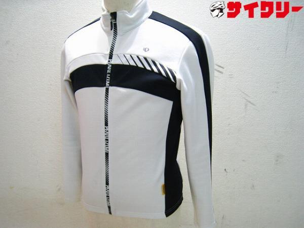 長袖ジャケット サイズ:M ホワイト