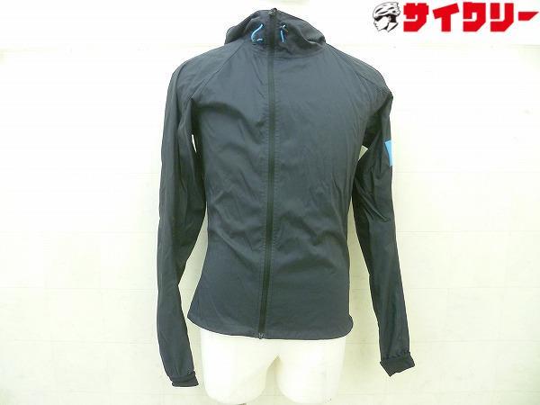 スプレージャケット Sサイズ ブラック