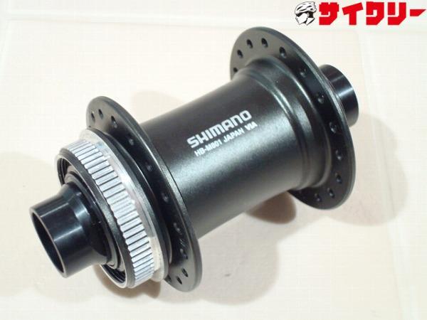 フロントハブ HB-M801 SAINT 110mm/36H
