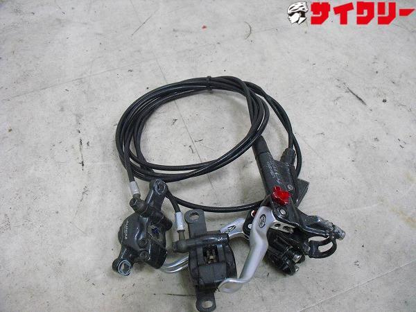 油圧ディスクブレーキセット JUICY7 890/1660mm