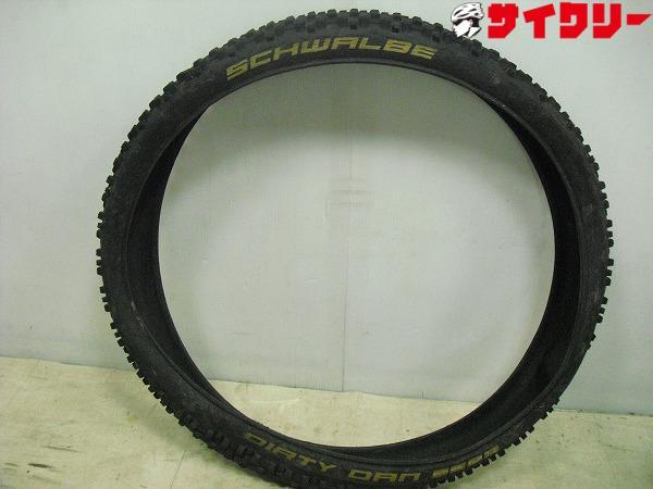 ブロックタイヤ Dirty DAN 27.5×2.35