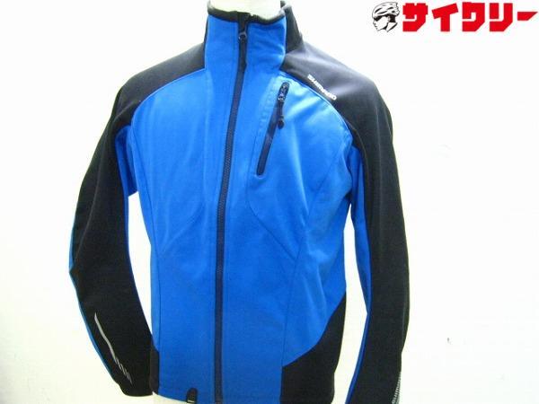 ジャケット サイズ:L(asia) ブルー/ブラック