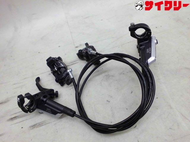 油圧ブレーキセット BL-M675/BR-M675