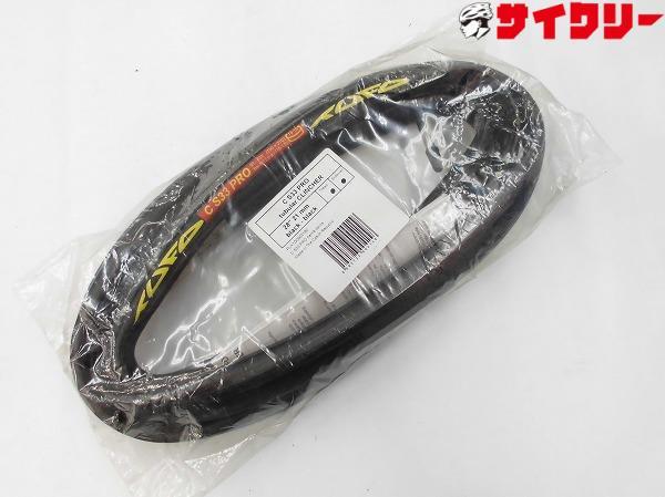 チューブラークリンチャータイヤ C S33 PRO 21mm