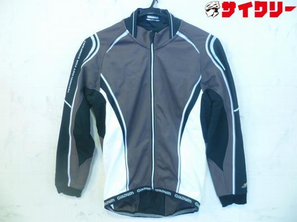 長袖ジャケット GWB-101 Mサイズ ブラック/ブラウン