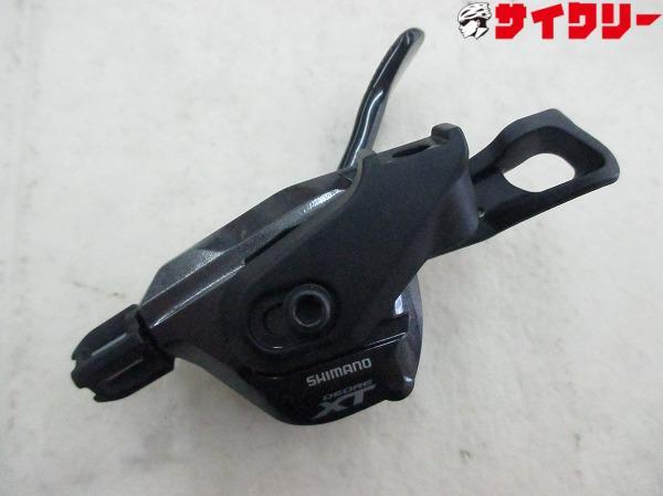 ラピッドファイヤーシフター SL-M8000 DEORE XT 2/3s 左のみ
