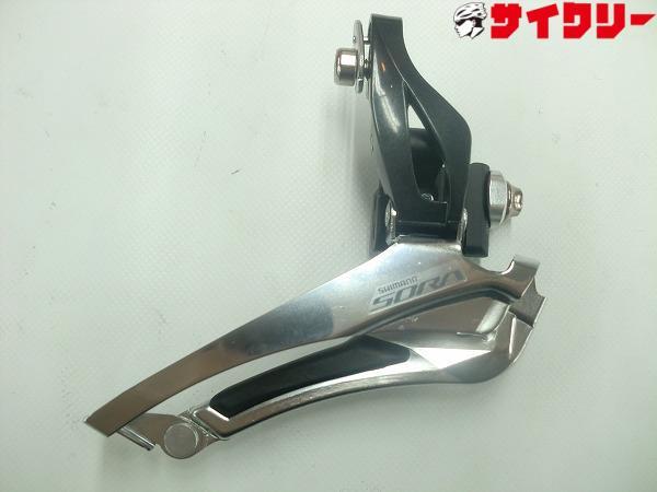 フロントディレイラー FD-R3000 SORA 直付け 2s