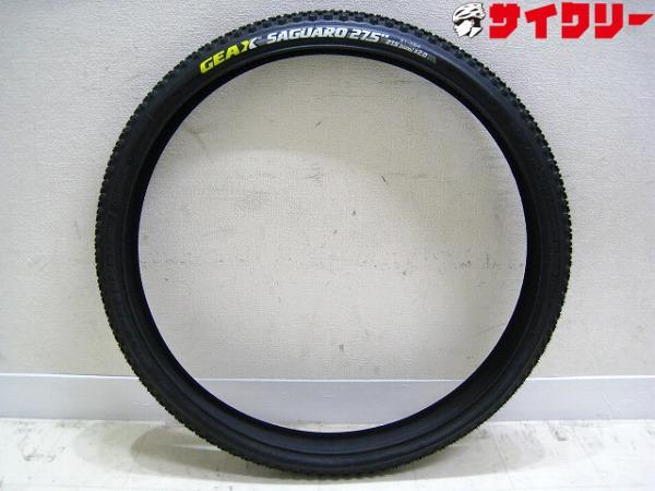 クリンチャータイヤ SAGUARO 27.5x2.0