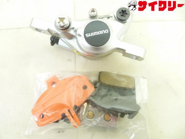 油圧ブレーキキャリパー BR-M785 DEORE  XT メタルパッド